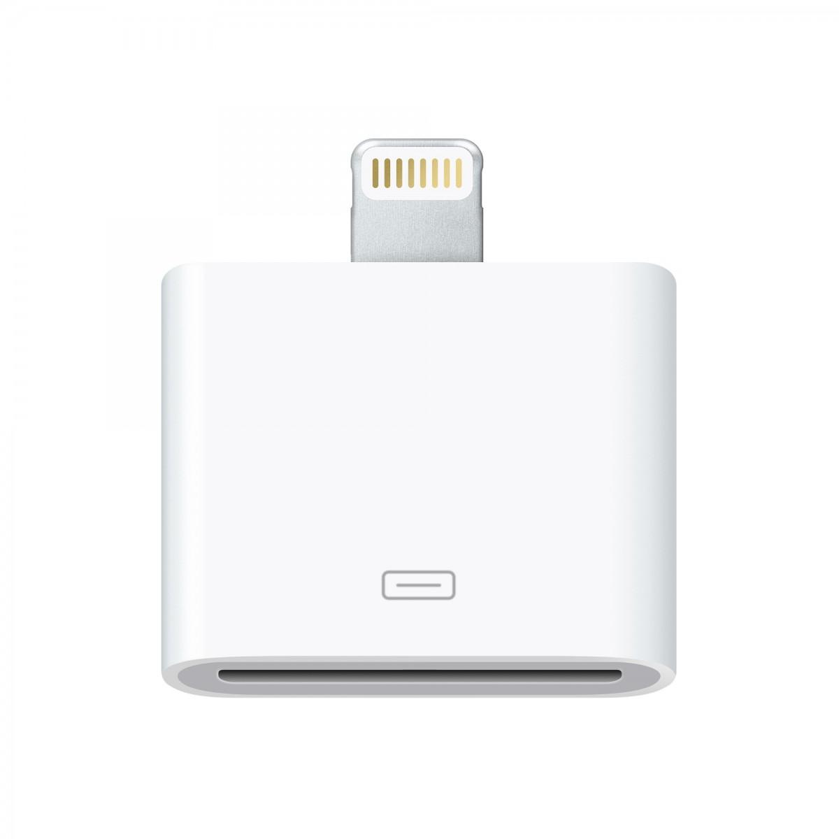Adaptér / redukce z Apple 30pin na Lightning 8pin