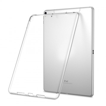 Silikonový průhledný čirý obal / kryt pro Apple iPad Pro 9.7