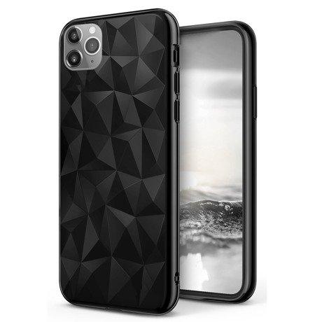 Pouzdro Forcell Prism iPhone 11 Pro - ČERNÉ