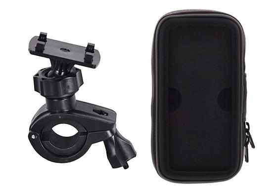 BikeConsole držák iPhone 4/4S/3G/3GS na kolo, na motorku, na řídítka IPH-1034