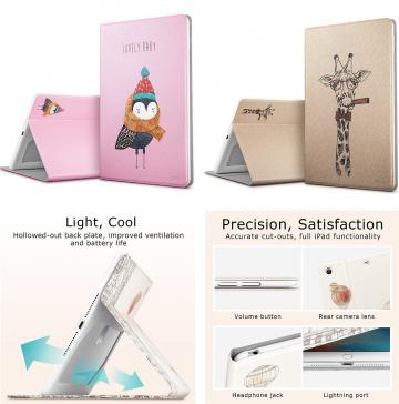 Designové pouzdro ESR ILLUSDESIGN pro Apple iPad 9.7