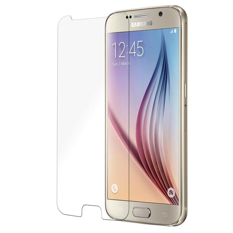 Tvrzené sklo 9H na displej - Galaxy S6