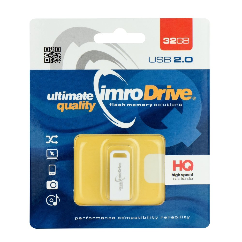 imroDrive HQ ECO 32GB Flash disk USB 2.0