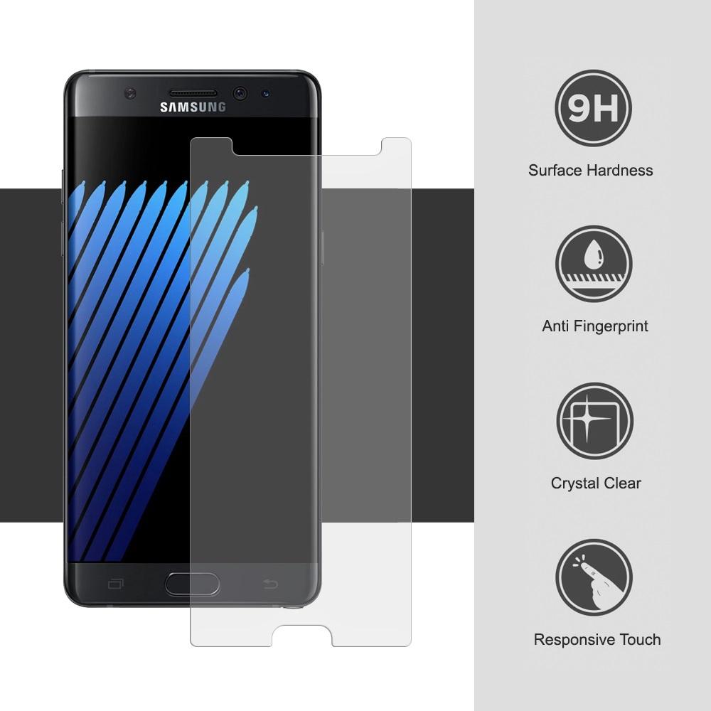 Ochranné tvrzené sklo 9H na displej pro Samsung Galaxy Note 7