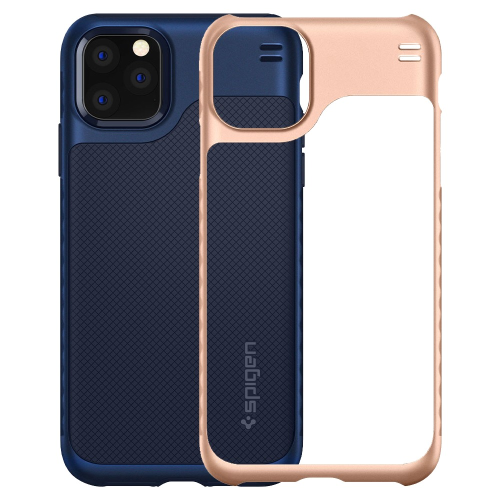 Pouzdro Spigen Hybrid NX iPhone 11 Pro Max - Navy Blue