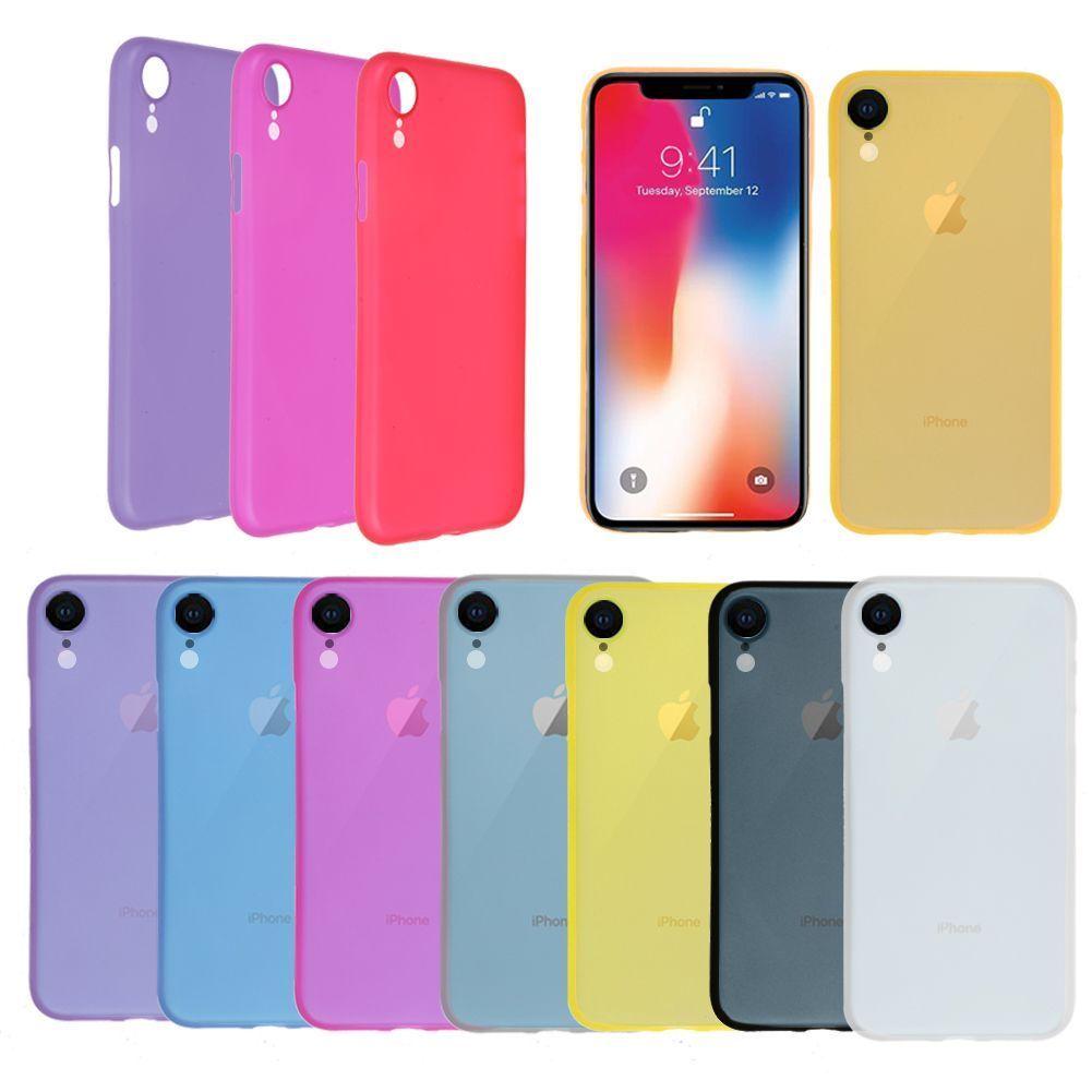 Balíček krytů Every Day na iPhone XR (10 kusů)