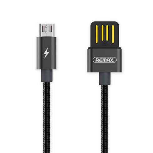 Datový kabel REMAX SERPENT RC-080m s micro USB - Černý