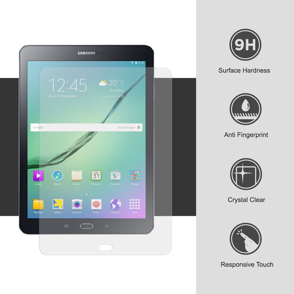 SCREENSHIELD Screenshield Samsung T819 Galaxy Tab S2 9.7 ochranná fólie na displej SAM-T819-D