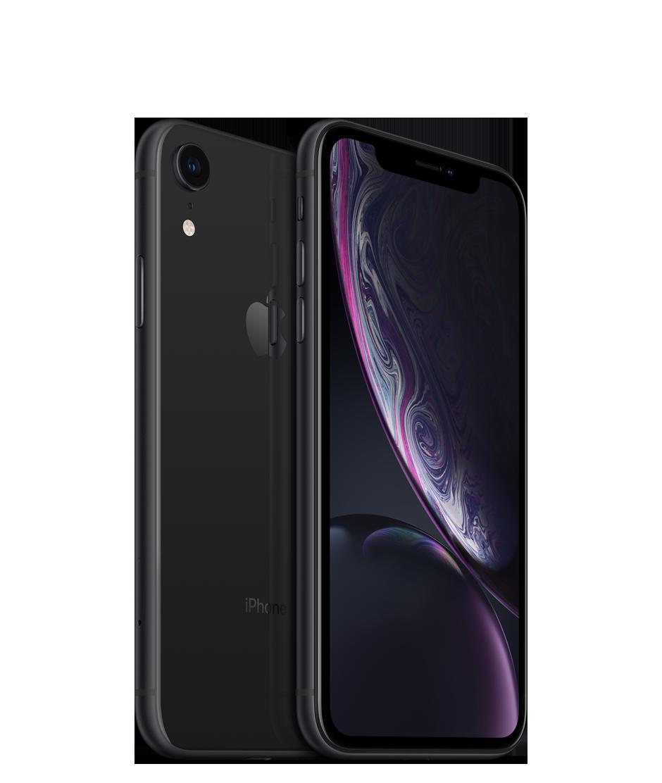 Apple iPhone XR - 256GB, černá