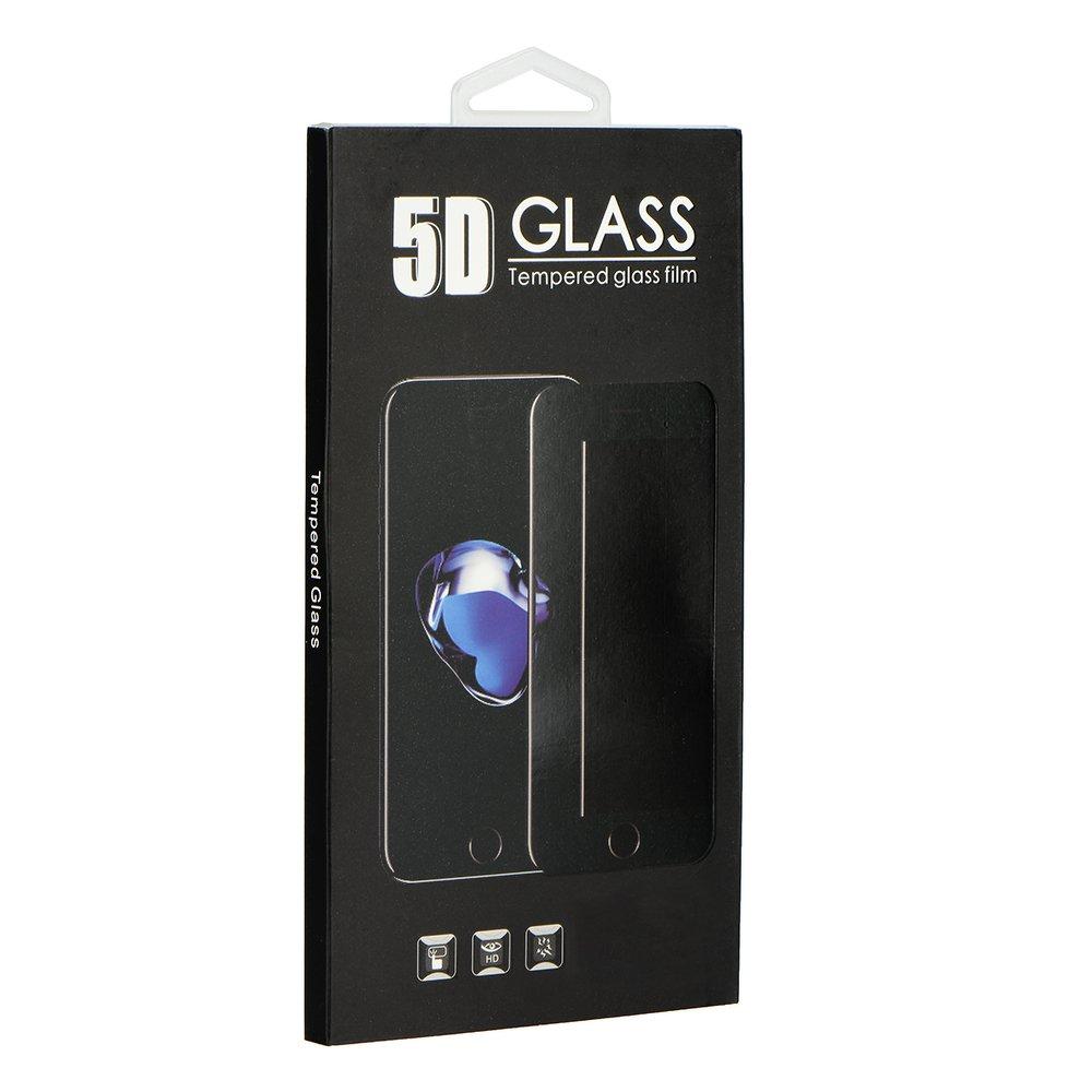 Tvrzené sklo telONE 5D GLASS iPhone 11 Pro/XS/X - BÍLÉ