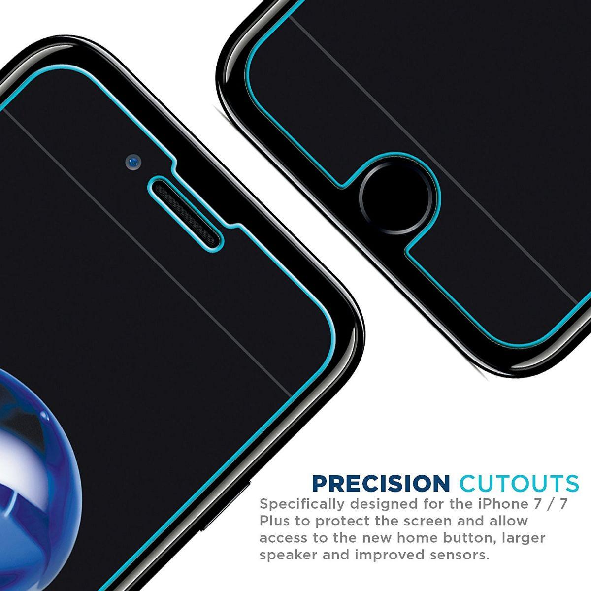 Tvrzené sklo iPhone 7 Plus 7.