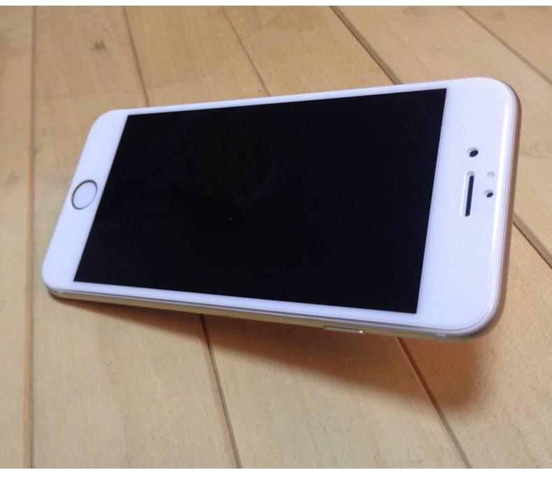 3D Tvrzené sklo TrueGLASS 9H+ pro iPhone 6s / 6 a iPhone 6s / 6 Plus