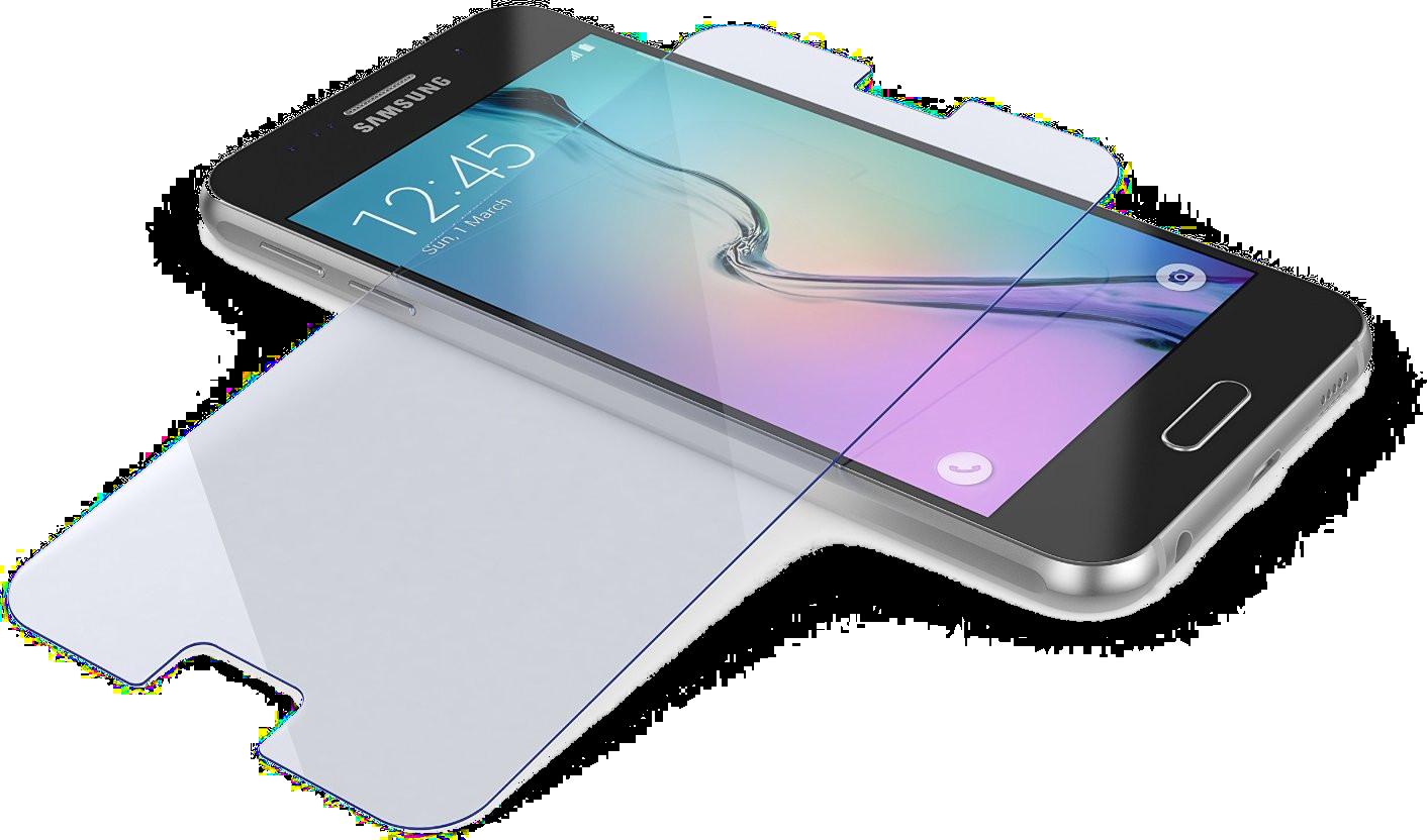 Ochranné tvrzené sklo (tempered glass) pro SAMSUNG Galaxy.