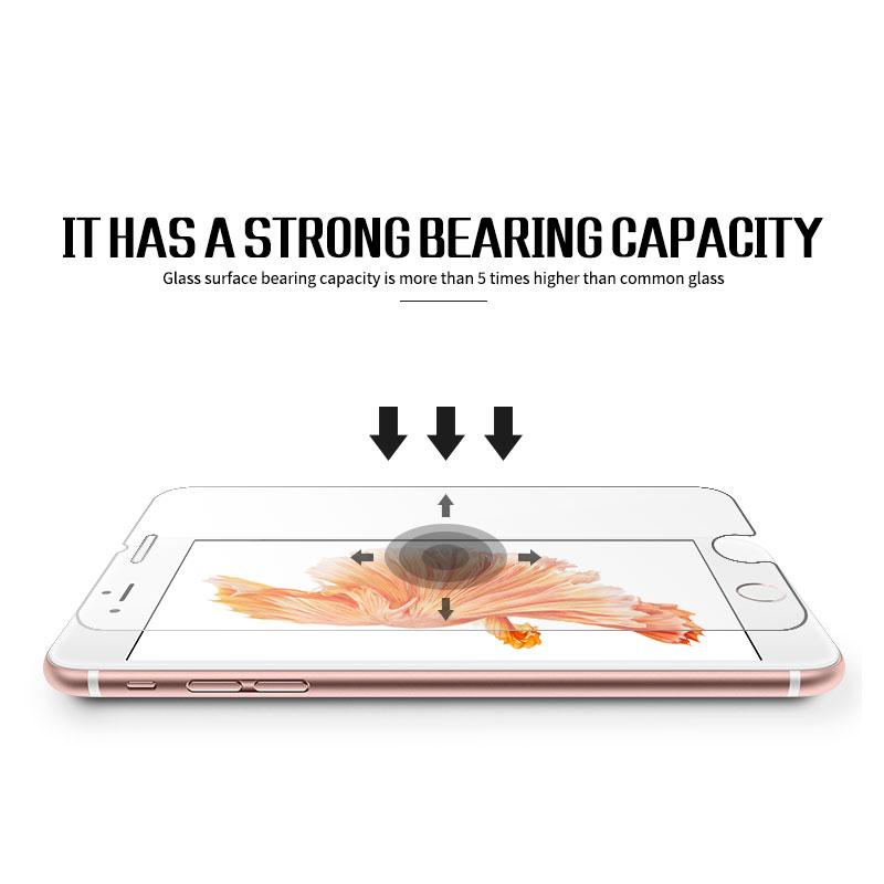 Ochranné sklo na iPhone 7.