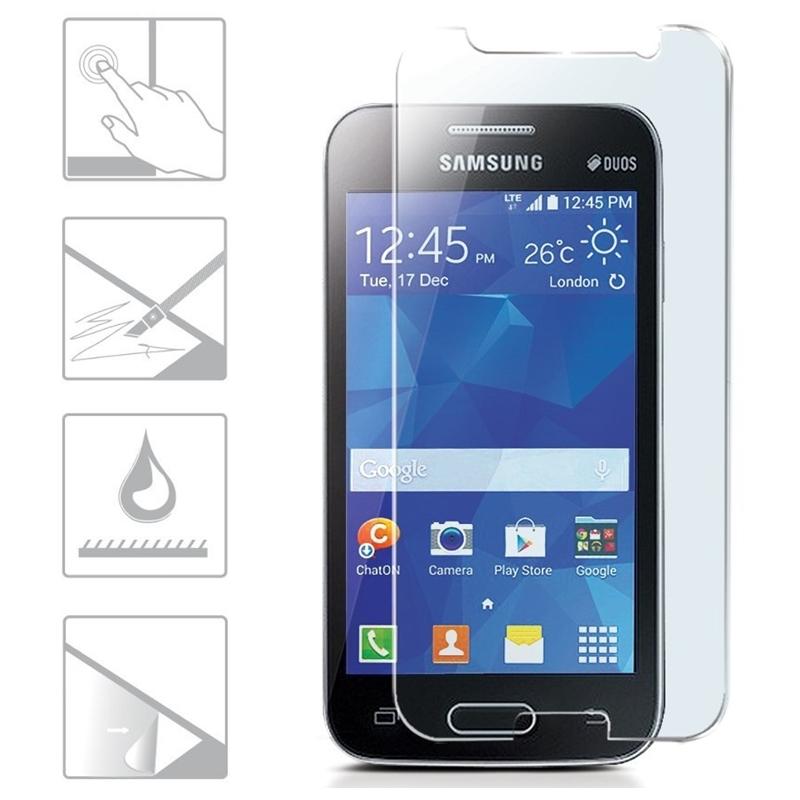 Tvrzené sklo 9H na displej - Galaxy Ace 4/Ace 4 Lite/Ace 4 Lite Duos