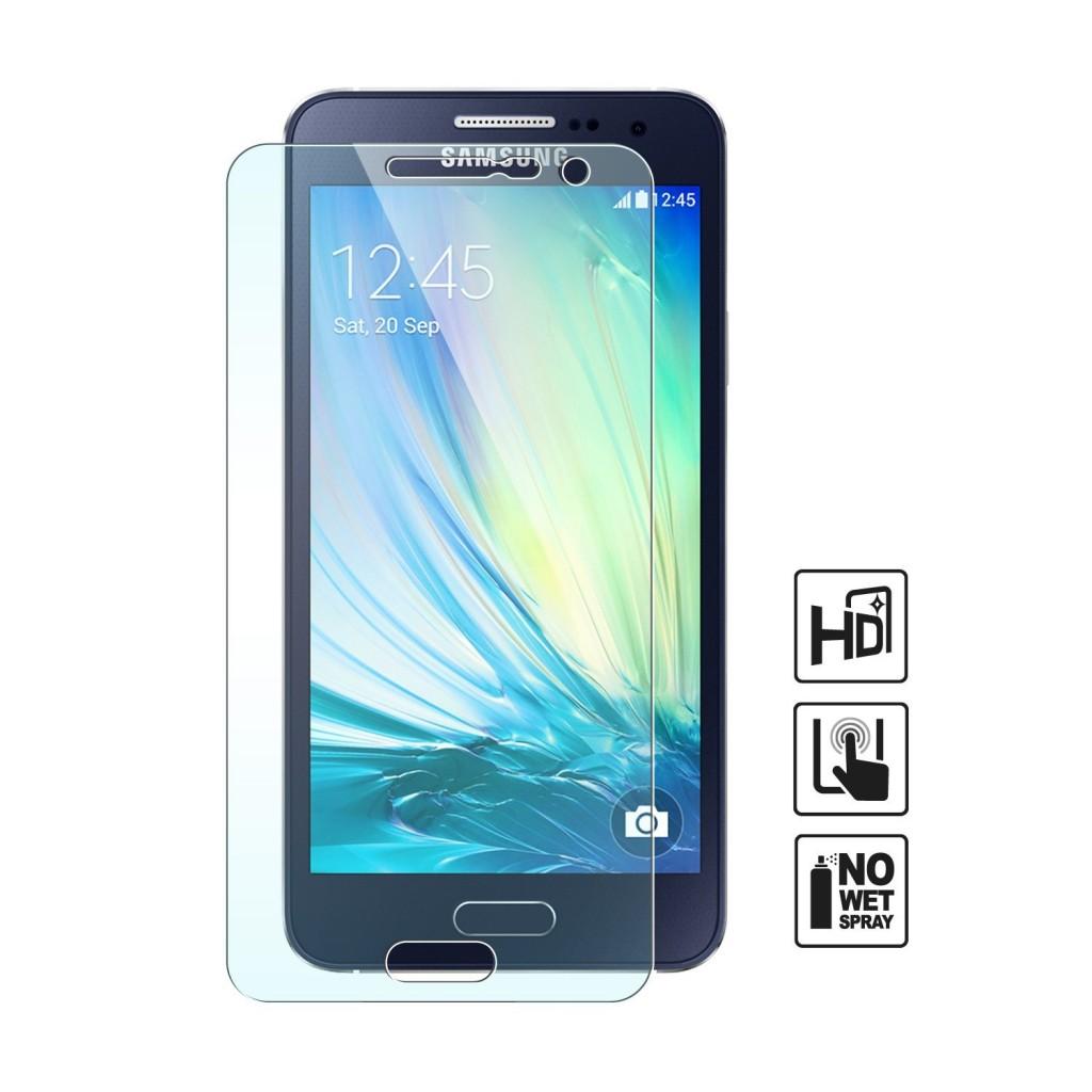 Ochranné tvrzené sklo 9H na displej pro Samsung Galaxy A3 A3 DUOS, Fólie.