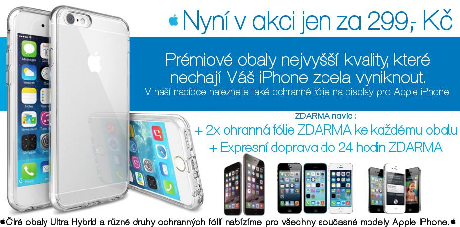Čiré/Průhledné obaly na iPhone 6 Plus,iPhone 6,iPhone 5s/5c/5 a 4s/4 +dárky