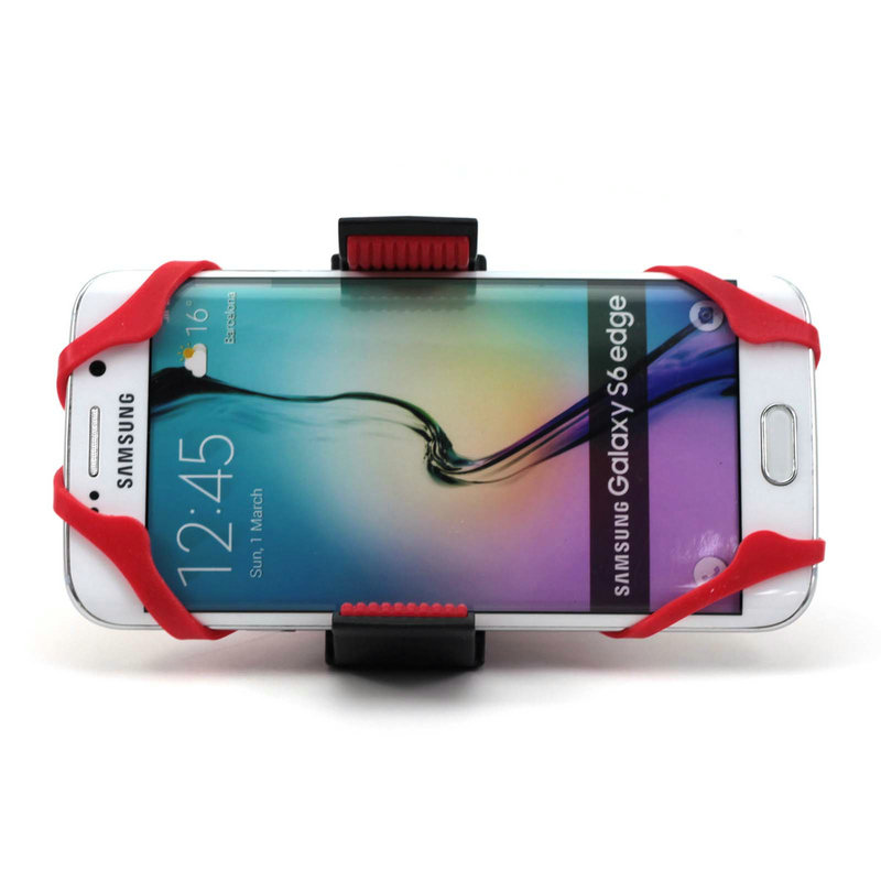 Držák na kolo pro mobil a Samsung.