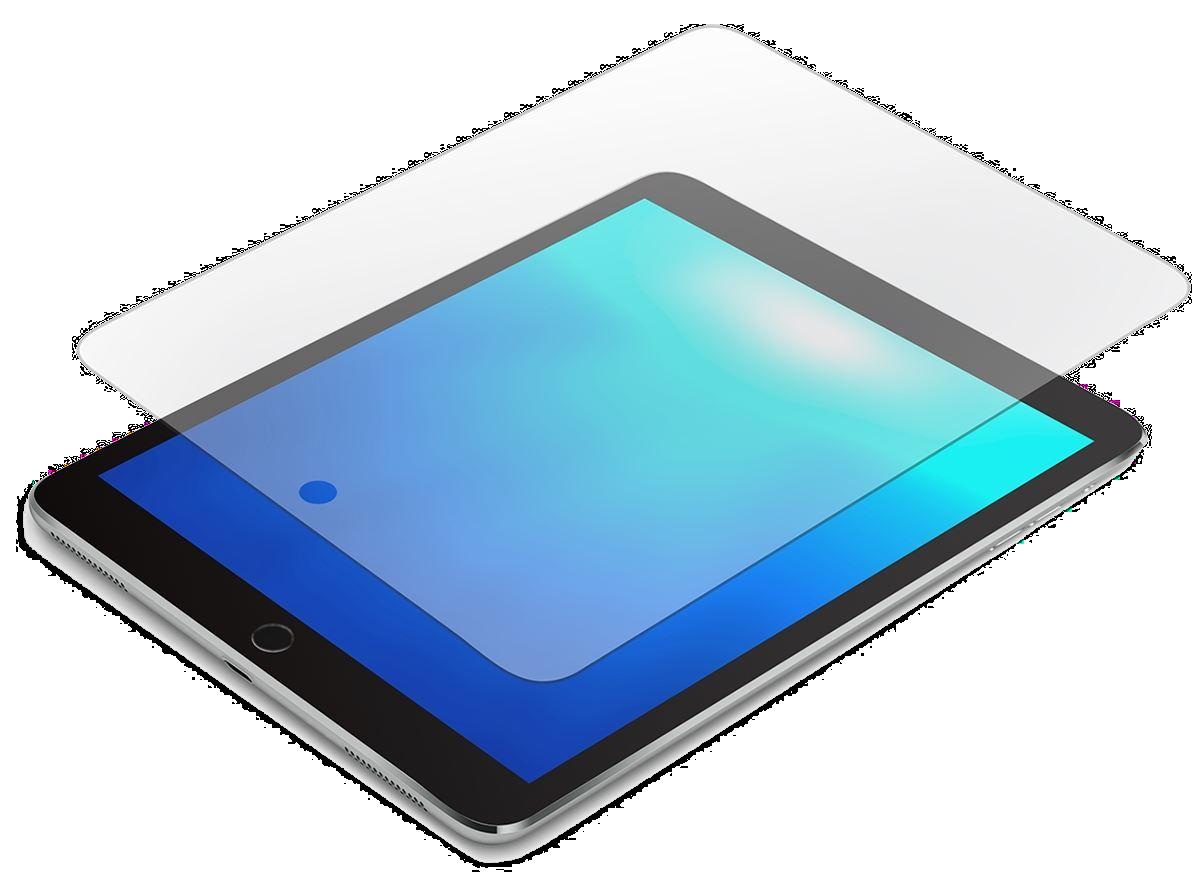Odolná ochranná fólie NANO-M pro iPad Pro (12,9'')