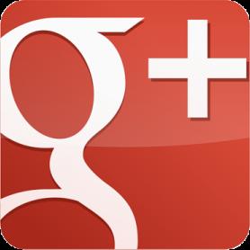 Logo sociální sítě Google +