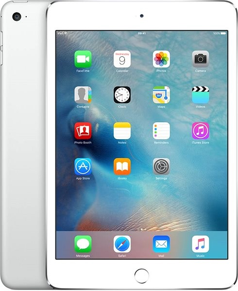 Apple iPad mini 4 stříbrný / silver.