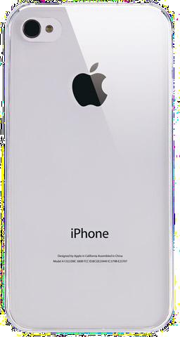 iphone 4s transparentni tenky ultra tenky kvalitni obal kryt pouzdro silikonovy pruhledny ciry