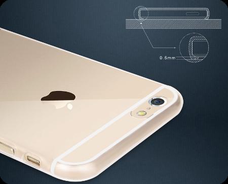 Kvalitní obaly / kryty / pouzdra na Apple iPhone.