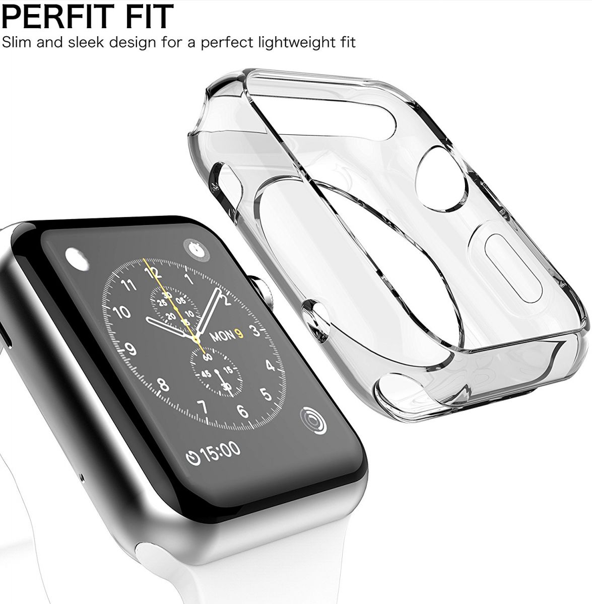 Obal / Kryt na hodinky Apple Watch.