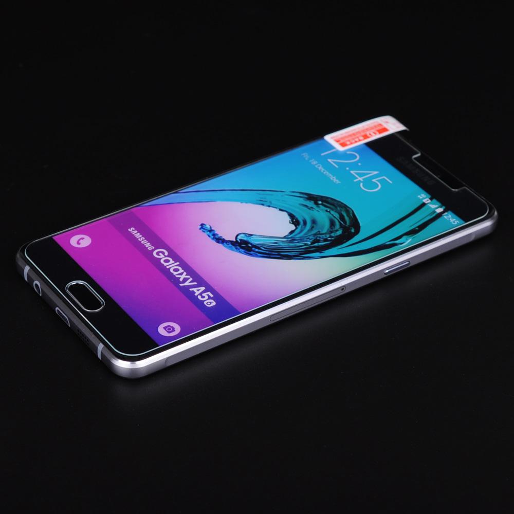 Ochranné tvrzené sklo 9H na displej pro Samsung Galaxy a5 2016 a510, Fólie.