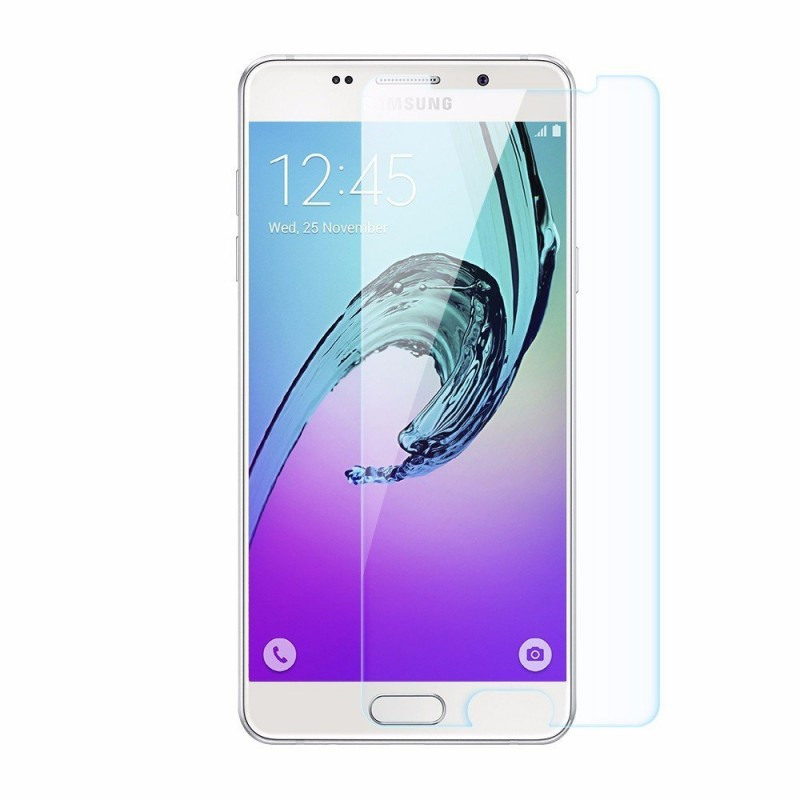 Ochranné tvrzené sklo 9H na displej pro Samsung Galaxy A7 2016, Fólie.