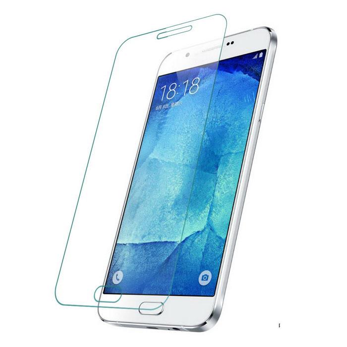 Ochranné tvrzené sklo 9H na displej pro Samsung Galaxy A8, Fólie.