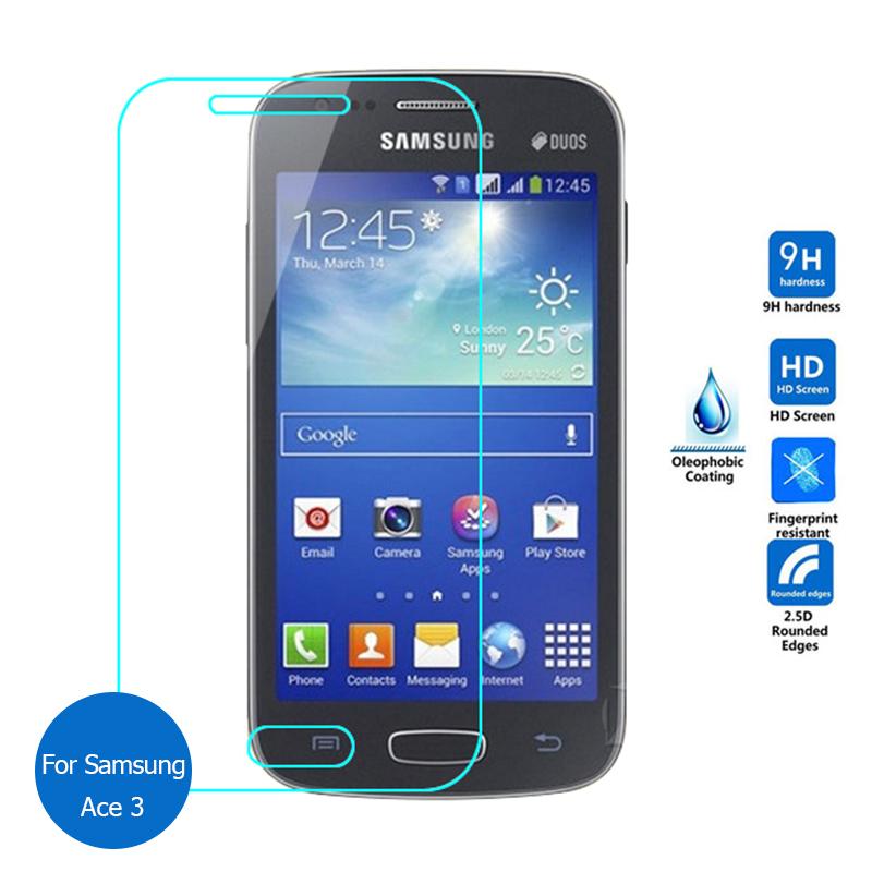Ochranné tvrzené sklo 9H na displej pro Samsung Galaxy Ace 3, Fólie.