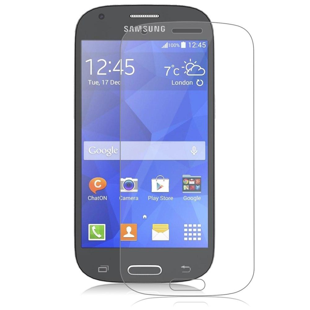 Ochranné tvrzené sklo 9H na displej pro Samsung Galaxy Ace Style, Fólie.