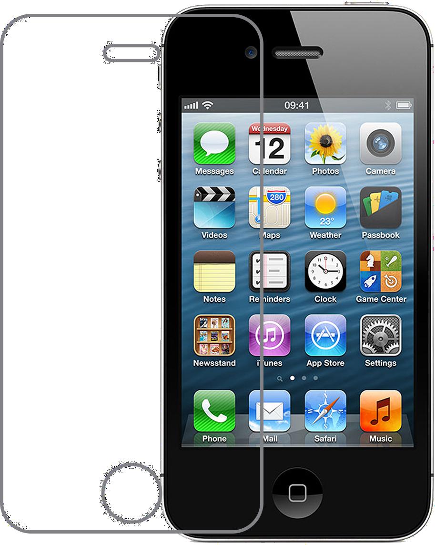 Ochranné tvrzené temperované sklo / tempered glass na displej pro Apple iPhone 4s a Apple iPhone 4.