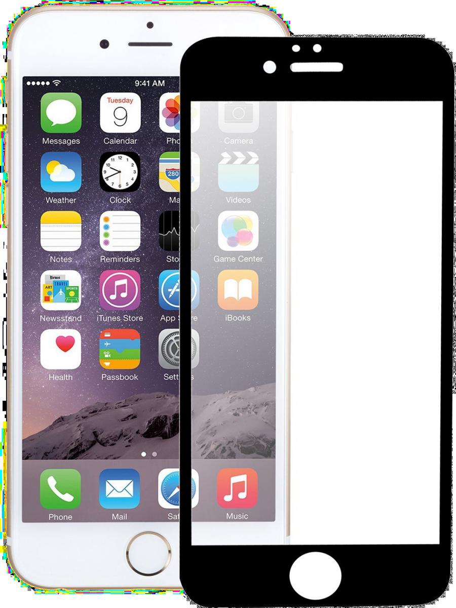 ochranne tvrzeno sklo na displej iphone 6s plus 6 plus 3d zakrivene zaoblene full cover cely displej
