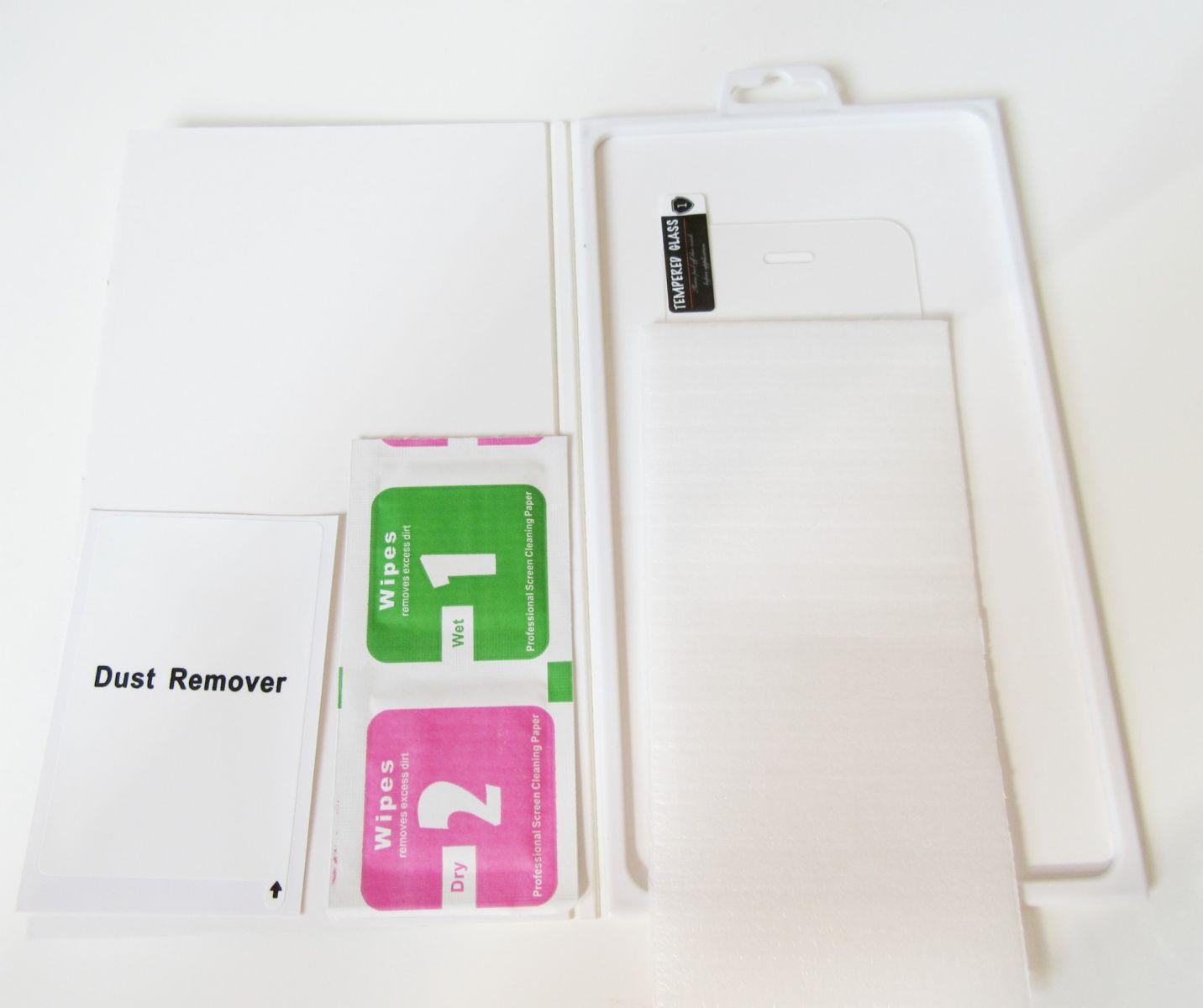 Ochranné tvrzené sklo na displej iPhone 5s 5c a 5