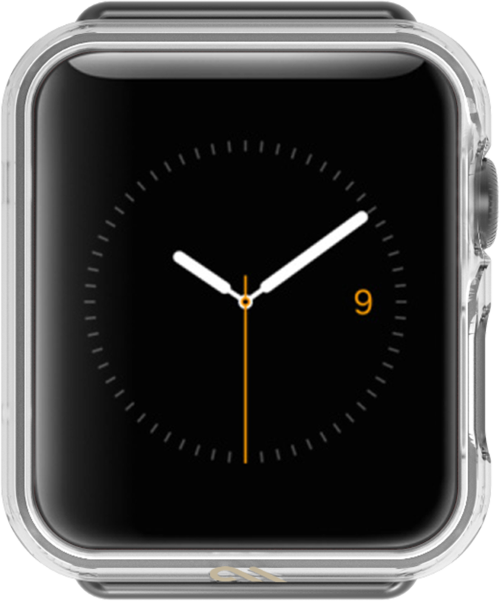 Ochranný kryt / obal / pouzdro pro hodinky Apple Watch 38mm.