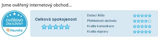 Ověřeno zákazníky, Heuréka.cz, ČirýiPhone.cz, iPhone, iPad, Apple, Apple Watch. Spolehlivý, kvalitní eshop.