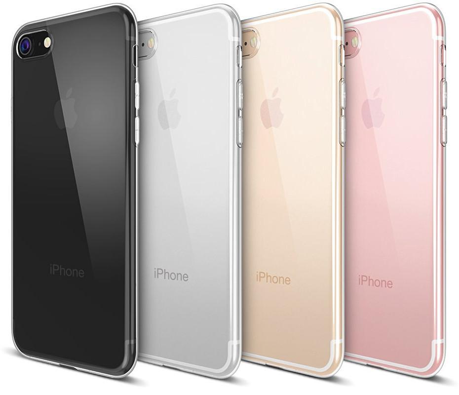 Čiré / transparentní Obaly / Kryty / Pouzdra pro všechny mobilní telefony iPhone.