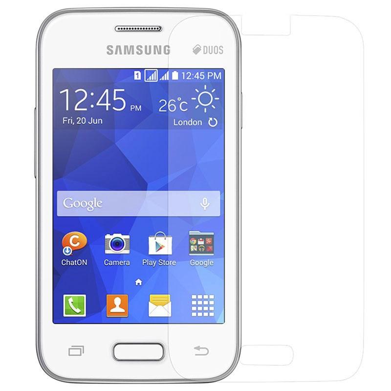 Ochranné tvrzené sklo na displej pro Samsung Galaxy Young 2, Fólie.