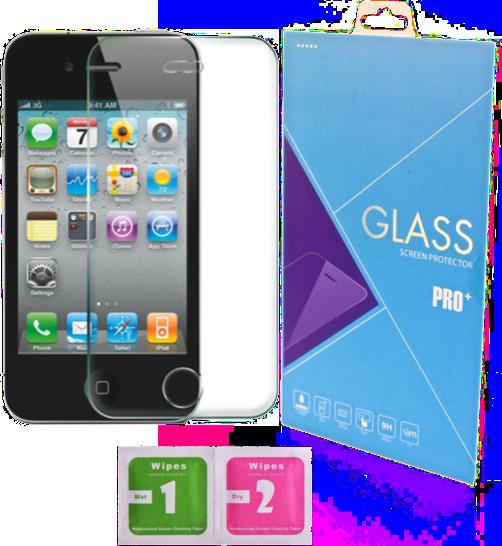 Tvrzené sklo iPhone 4s / 4