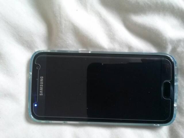 Ochranné tvrzené sklo na displej 9H pro Samsung Galaxy S7.