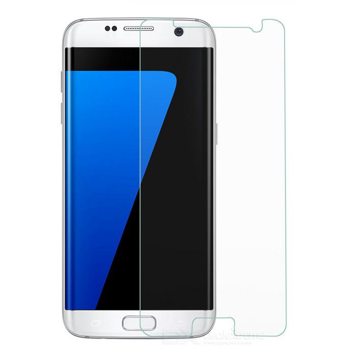 Ochranné tvrzené sklo na displej Samsung Galaxy S7 Edge.