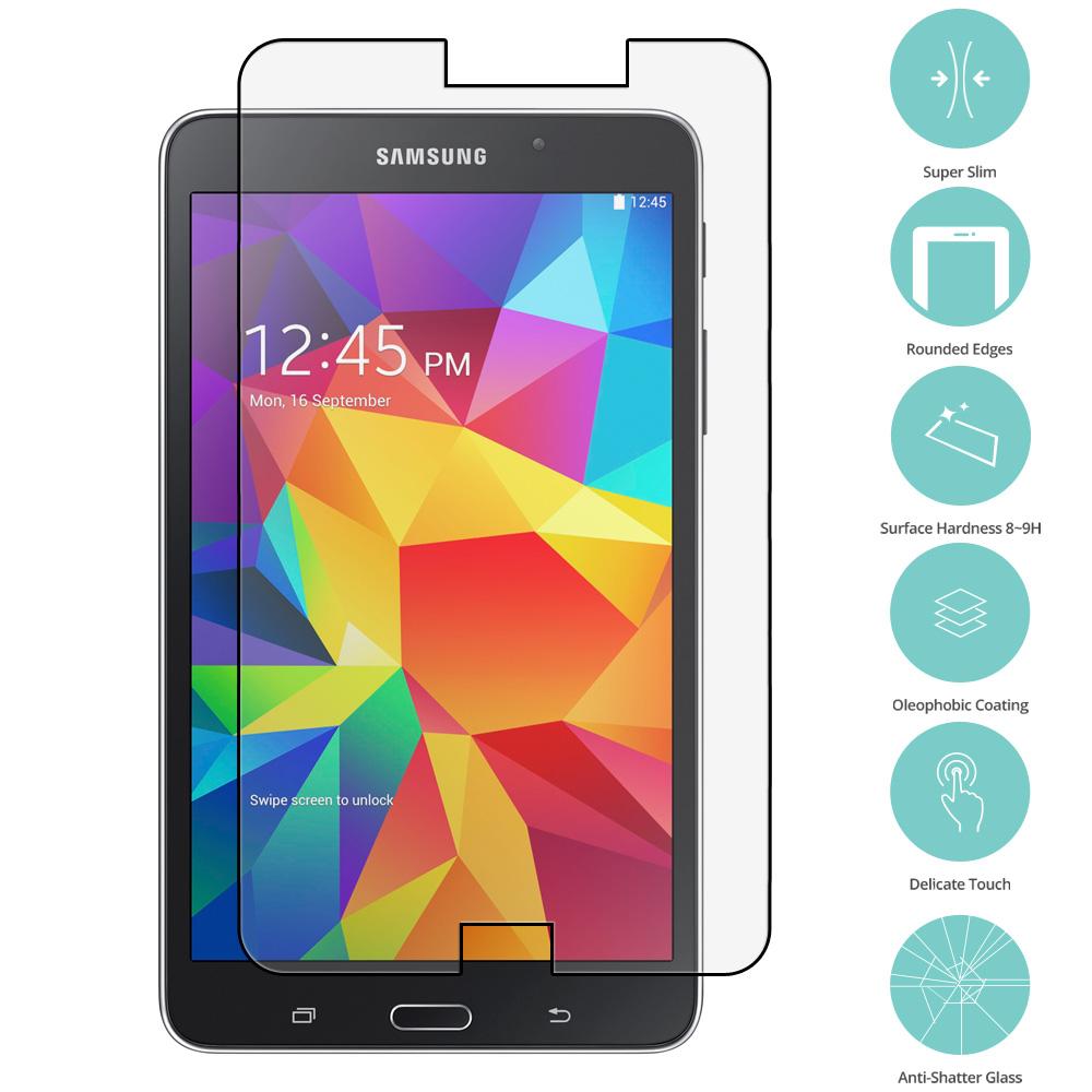 Ochranné tvrzené sklo Samsung Galaxy Tab 4 8.0, Fólie na displej.