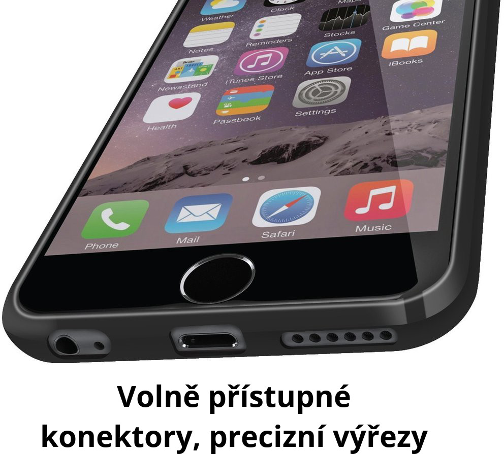 Obaly Shadow Hybrid pro Apple iPhoen 6s a iPhone 6.