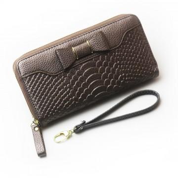 Lady Candy - Bronzová peněženka