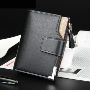 Baellerry Elegant - Černá pánská peněženka