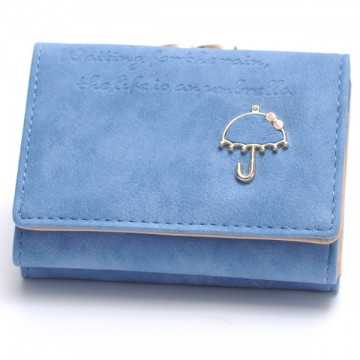 Umbrella malá - Sv.modrá peněženka