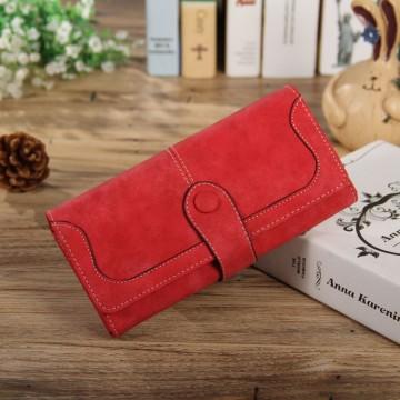 LadyBB - Červená peněženka
