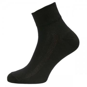 Silver celoroční - Černé dámské ponožky